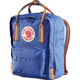 Fjällräven Kånken Rainbow Mini Rugzak, deep blue-rainbow pattern